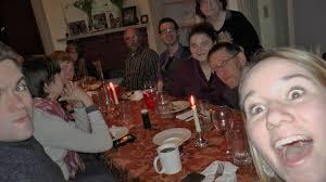 psbattle scary thanksgiving selfie photoshopbattles