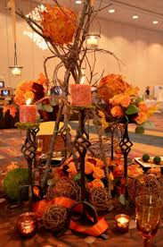 fall wedding reception table ideas decorating of party