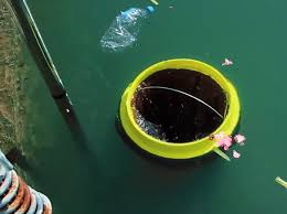 Bedroom Trash Cans For Girls Floating Garbage Can Collects Trash And Cleans Ocean Business