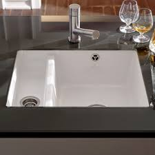 White Ceramic Kitchen Sink 1 5 Bowl Picture Of Kitchen Luxury Reginox White Ceramic 1 5 Bowl Kitchen