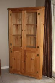 Corner Hutch Cabinet All You Need To Know About Corner Pine Cabinet Bonnie Is Good