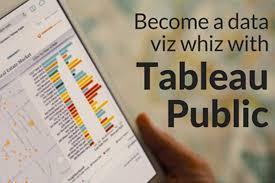 tableau visualization tutorial build interactive data visualizations with tableau public a digital