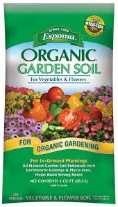 Garden Fertilizer Types - espoma organic garden tone espoma