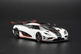 koenigsegg white 1 43 koenigsegg one 1 1 43 frontiart model co ltd