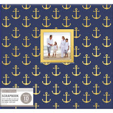 12x12 scrapbook albums nautical scrapbook album 12x12 pages