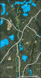 heritage trail planned for river corridor falmouth news