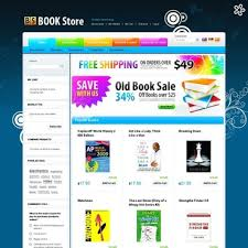 book shop free website templates for free download about 6 free