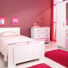 mädchen schlafzimmer süßes mädchen schlafzimmer in weiß mit rosa