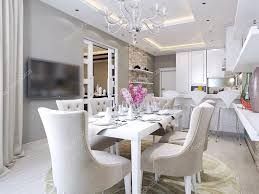 neoclassical design kitchen diner in the neoclassical style u2014 stock photo kuprin33