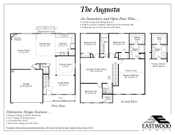 augusta eastwood homes