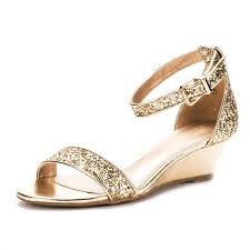 ingrid women summer open toe ankle strap buckle thong design low