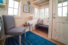 tumbleweed homes interior tiny house lets you try out small living for size