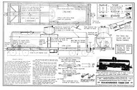 Car Plans by Cleveland Standardized Tank Car Solid Model Memories