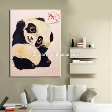 chambre bébé panda chambre de bébé décoration murale bébé panda dit
