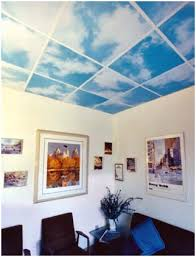 Drop Ceiling Light Panels Fresh Drop Ceiling Light Panels Clouds 96 With Additional Stained