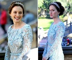 blair wedding dress get the look blair waldorf s wedding dress