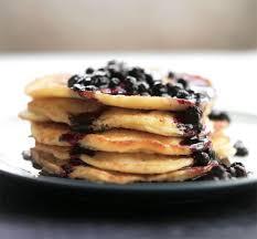 Blueberry Pancake Recipe Blueberry Pancakes Recipe Eat This Not That