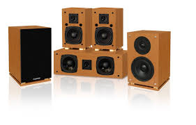 surround sound home theater systems classic elite series 5 0 home theater speaker system fluance