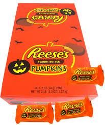 halloween peeps candy reese u0027s peanut butter pumpkins 36ct halloween candy blaircandy com
