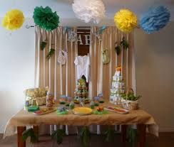 jungle baby shower ideas 27 best jungle baby images on birthdays baby shower