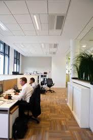 deco bureau entreprise open space architectured by cléram style design bureau