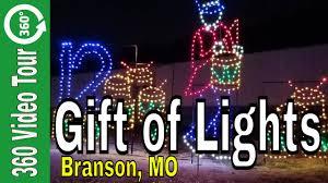 branson christmas lights 2017 branson christmas gift of lights drive thru youtube