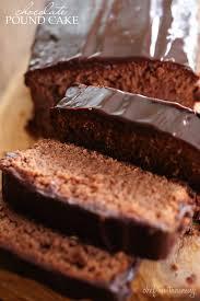 chocolate pound cake chef in training