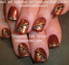 robin moses nail fall leaves fall nails fall nail
