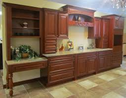 Cherry Kitchen Cabinets Pictures Miraculous Luxury Cherry Cabinet Kitchen My Home Design Journey