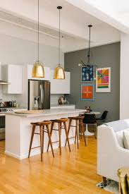 The Dining Room Brooklyn by Making A Statement In A Brooklyn Loft Front Main
