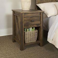 Alexander Julian Bedroom Furniture by Pine Nightstand Ebay