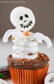 Halloween Decorated Cakes - 36 best halloween themed cupcakes images on pinterest halloween