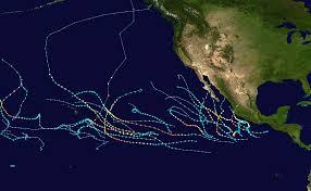 Temporada de huracanes en el Pacífico de 2015
