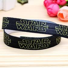 printed ribbon wholesale 5 8 16mm letters fold elastic foe printed ribbon