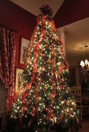 images of classic christmas tree ideas