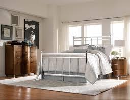chrome bedroom furniture chrome bedroom furniture iman black metal cal king bed set