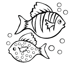 coloring pages about fish coloring pages of fish fish tank coloring page printable fish
