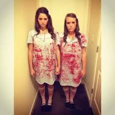 Teen Scary Halloween Costumes Grady Twins Shining Halloween Twins