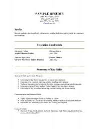 Chief Accountant Resume Sample by Examples Of Resumes Sample Cv Chief Accountant Example A Resume