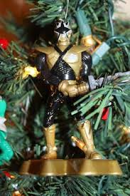 power ranger recycled ornament blast from the past