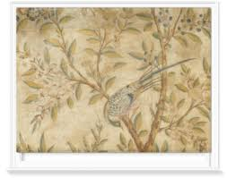 blinds of chinoiserie wallpaper panel by v u0026a 1600mm x 1200mm
