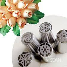 Cake Decorators Aliexpress Com Buy 5pcs Lot Metal Stainless Steel Cutters