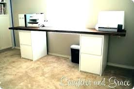 Desk With File Cabinet File Cabinet Desk Another File Cabinet Desk Top Motauto Club