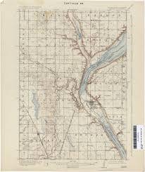 Austin Mn Map by