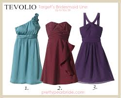 target bridesmaid wedding wednesday target s new bridal line the pretty pear