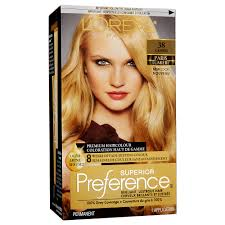superior preference 38 light golden blonde hair color l u0027oréal paris