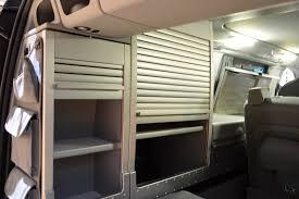 Conversion Van With Bathroom Mercedes Serves Up Van Campers In Three Flavors