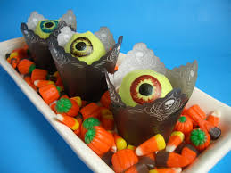 ghoulishly green eyeball cake pops goodies by anna