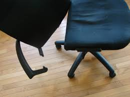 who knew office chairs could be so dangerous marathon