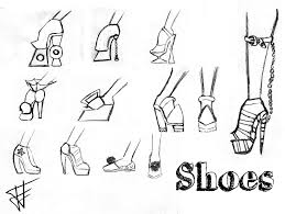sketch shoes by fh creation on deviantart